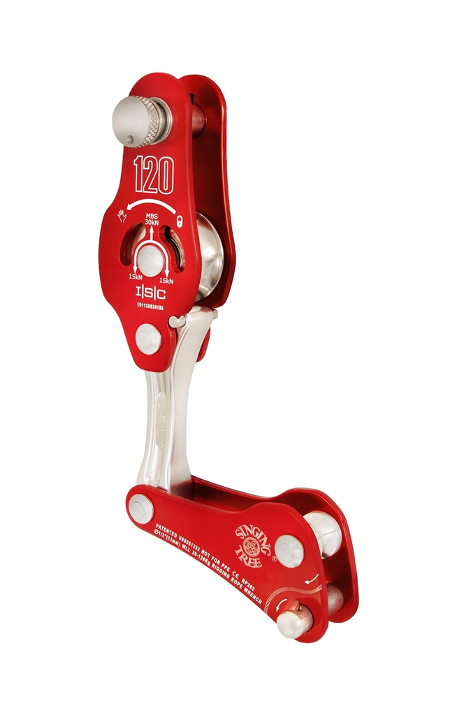 ISC Rigging Rope Wrench (one way locking)