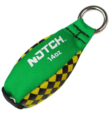 NOTCH NOTCH Throw Weight (Green/Yellow) 14 Oz