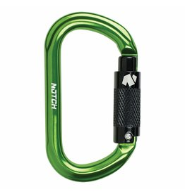 NOTCH Carabiner Oval 23kN Max.