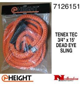 "@ HEIGHT Dead Eye Sling Tenex-TEC 3/4"" x 15'"