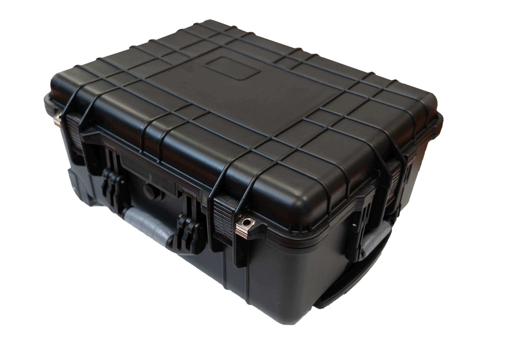 RONIN Hard Case, fully waterproof and designed to Protect your Equipment