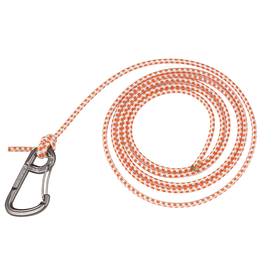 CAMP SAFETY Turboknee Bungee, with connecting carabiner (not PPE).