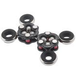 CAMP SAFETY GYRO4, A revolutionary 3D swiveling rigging plate equipped with 4 connection points