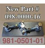 Bandit® Parts BANDIT® Anvil 4 Sided with Hardware Model 250, Built After 1.25.95, 981-0501-01