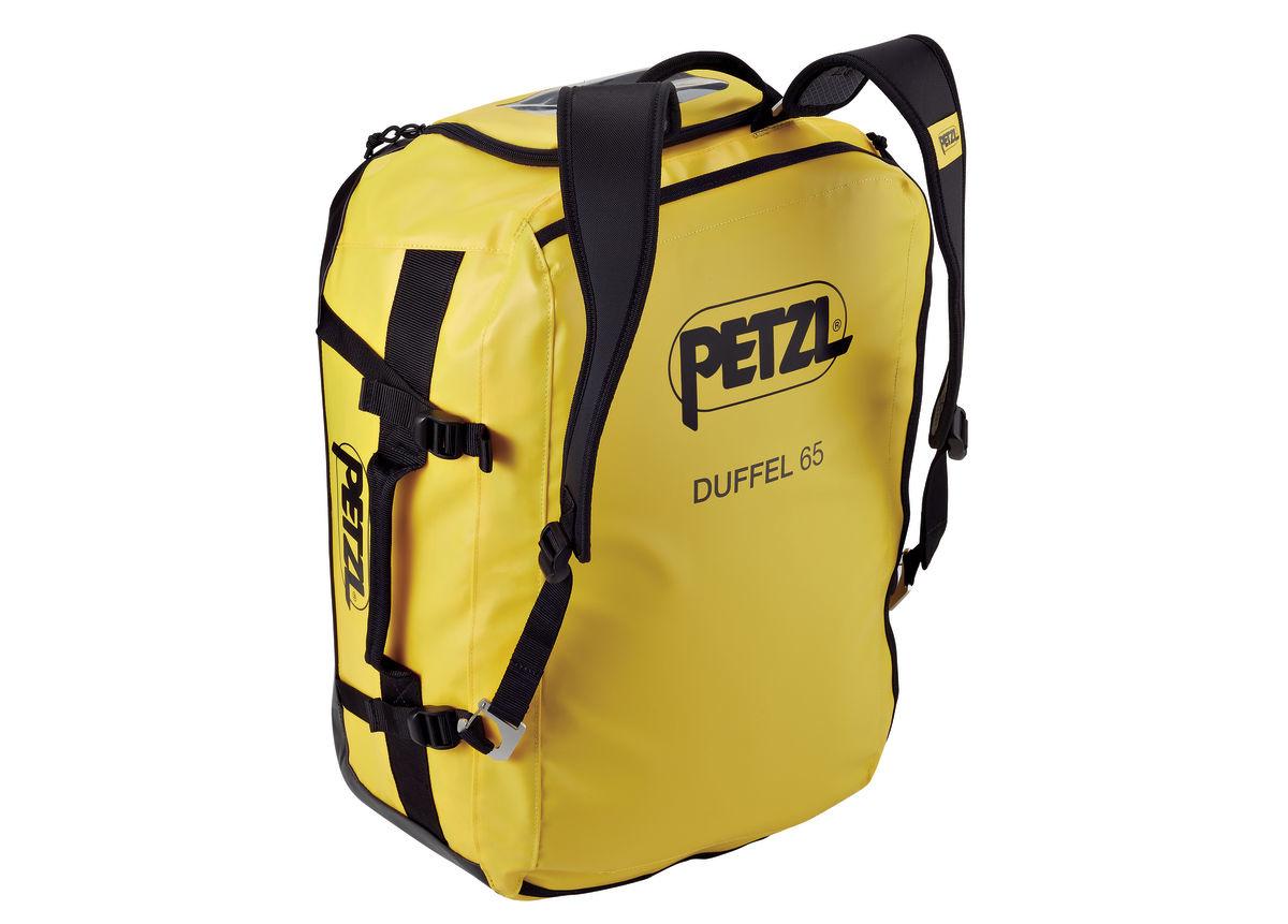 Petzl DUFFEL 65, Medium-capacity 65 liters transport bag