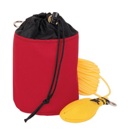 Weaver Throw Line Storage Bag, Small, Red