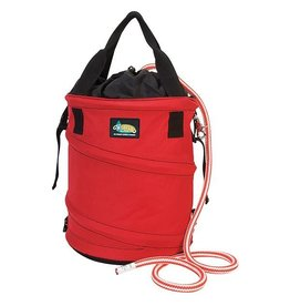 Weaver Basic Collapsable Rope Bag in Red