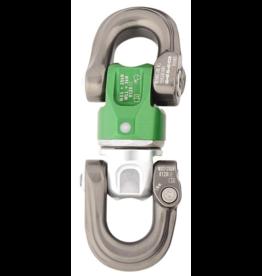 DMM Nexus Swivel S-S,  Silver/Green/Titanium Color