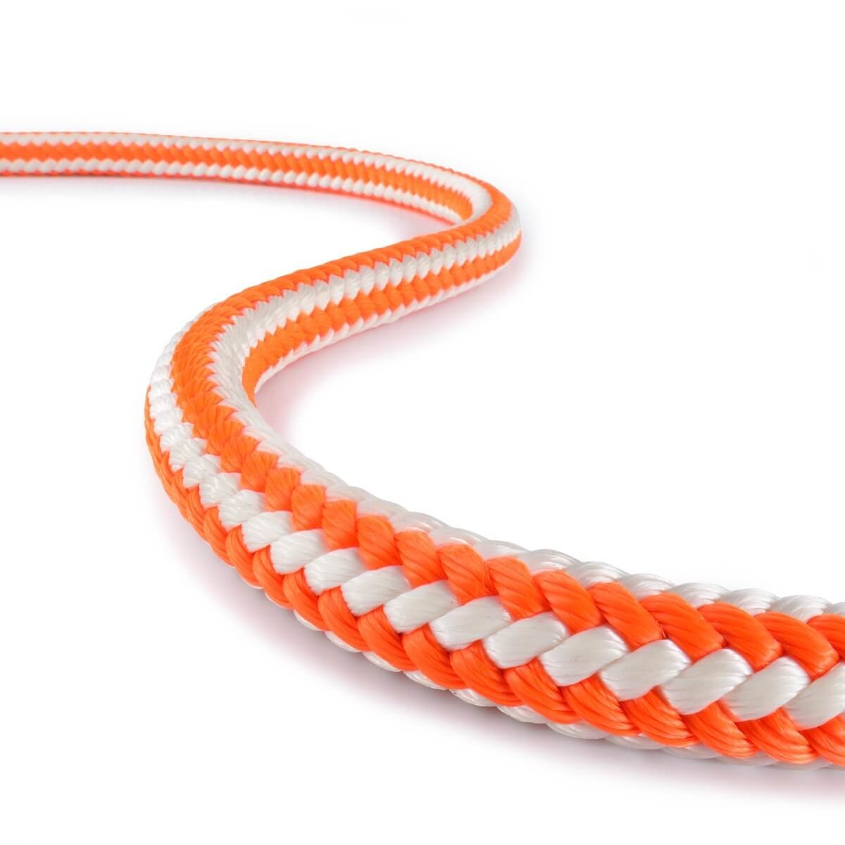 """Teufelberger Braided Safety Blue HI-Vee 1/2"""" x 150' - MBS 5,800# (New)"""