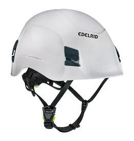 EDELRID Serius Height Work Helmet, White