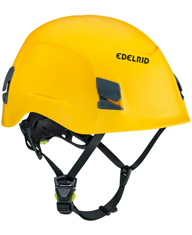 EDELRID Serius Height Work Helmet, Yellow