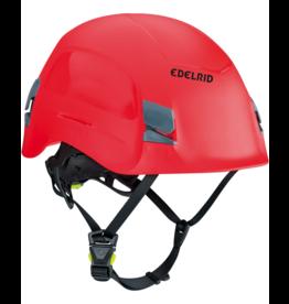 EDELRID Serius Height Work Helmet, Red