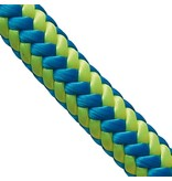 EDELRID X-P*e 12.3mm x 200' with Weblink, Timber Blue Color