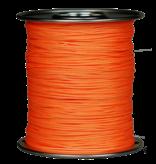 "All Gear Inc. ""Jet Set"" 100% Dyneema® Arborist Throw Line, Safety Orange 2.2mm x 180'"