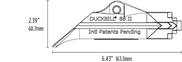 DuckBill Anchor Model 88