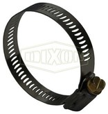 "DIXON Worm Gear Hose Clamp 2+9/16"" to 3+1/2"""