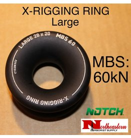 NOTCH X-Rigging Ring Large