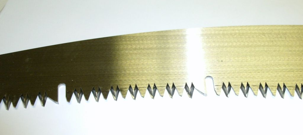 ARS Pole Saw Blade, Tricut with Notches