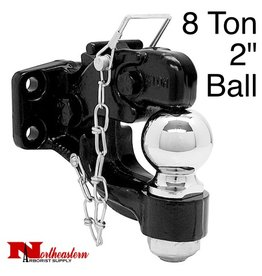 "Bandit® Parts Hitch Combination with 2"" Ball"