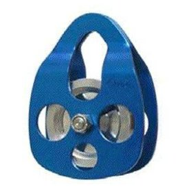 "CMI Pulley, 5/8"", 2+3/8"" Aluminum Side Plates, Steel Sheave 6,000lbs. MBS"