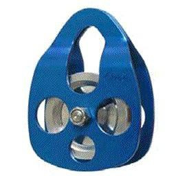 """CMI Pulley, 5/8"""", 2+3/8"""" Aluminum Side Plates, Steel Sheave 6,000lbs. MBS"""