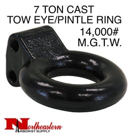"Bandit® Parts Pintle Ring/Tow Eye 3"" ID, 7 Ton M.G.T.W."