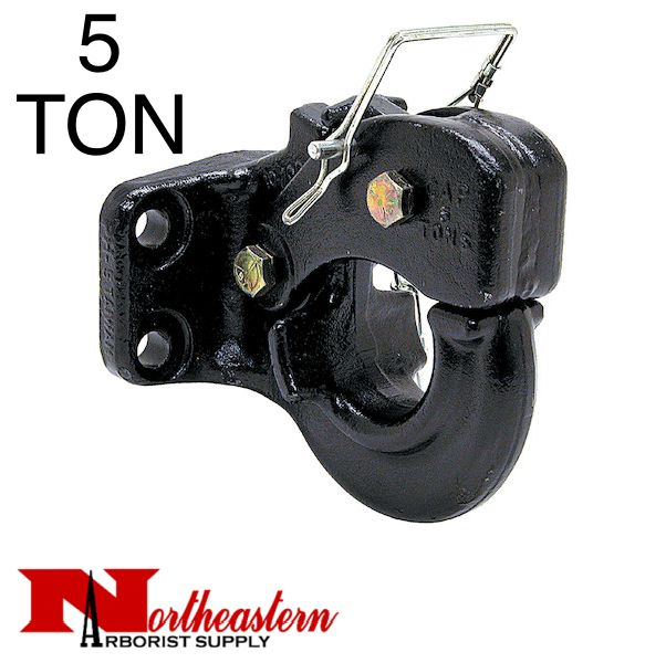 Bandit® Parts PINTLE HOOK 5 TON Light-Duty