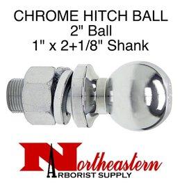 """Buyers Ball 2"""", Replacement, Shank Diameter 1"""" x 2+1/8"""" Shank Length 5,000# M.G.T.W."""