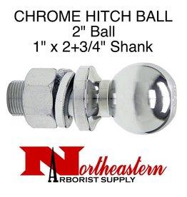 """Buyers Ball 2"""", Replacement, Shank Diameter 1"""" x 2+3/4"""" Shank Length, 10,000# M.G.T.W."""