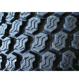 """Border Concepts Tire, Cart Replacement Tire & Hub - 16"""" x 6.50 x 8"""""""