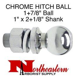 """Buyers Ball 1+7/8"""", Replacement, Shank Diameter 1"""" x 2+1/8"""" Shank Length, 5,000# M.G.T.W."""