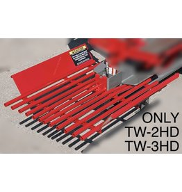 Timberwolf Table Grate, (2HD, 3HD Only)