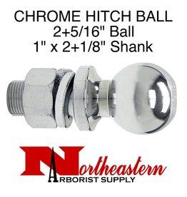 """Buyers Ball 2+5/16"""", Replacement, Shank Diameter 1"""" x 2+1/8"""" Shank Length, 7,500# M.G.T.W."""