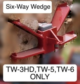 Timberwolf Optional Six-Way Wedge (TW-3HD, TW-5, TW-6)
