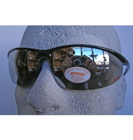 STIHL® Sleek Line Safety Glasses with Mirror Lens