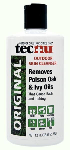 Tecnu® OAK-N-IVY CLEANER 12oz.