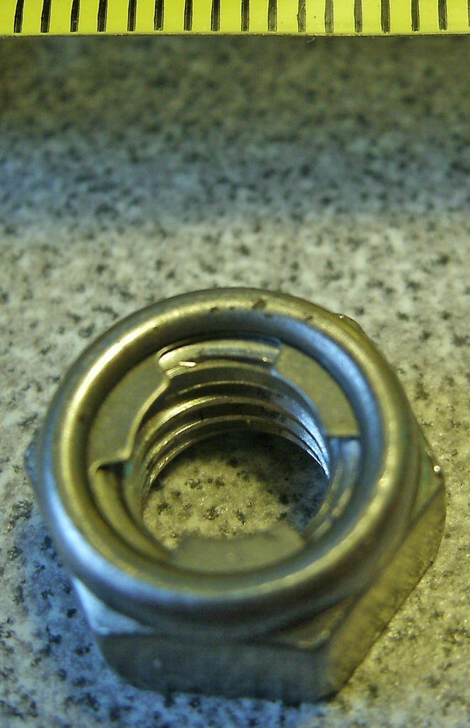 Green Garde® JD9® Gun Locking Nut for Trigger Assembly, #38539