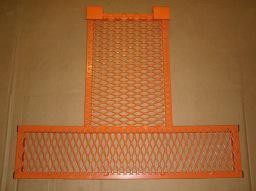 Border Concepts Tray Only for Orange Log Cart