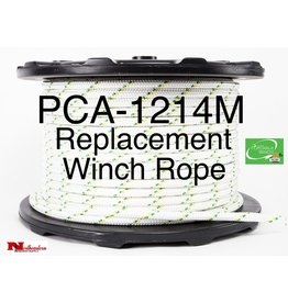 """PORTABLE WINCH CO. Winch Rope, 1/2"""" x 492'"""