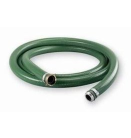 "Kuriyama Hose, Suction 3"" ID x 20' with Fittings"