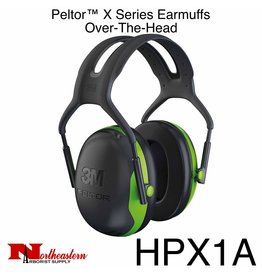 3M PELTOR X1A Over-the-Head Earmuffs