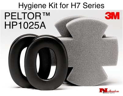 3M PELTOR Earmuff Hygiene Kit for H7 Series