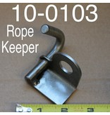 PORTABLE WINCH CO. Rope Keeper, #10-0103