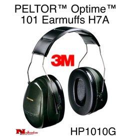 3M PELTOR Optime™ 101 Series H7A Over-the-Head Earmuffs