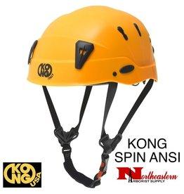 KONG Spin Helmet Orange - ANSI Z89.1