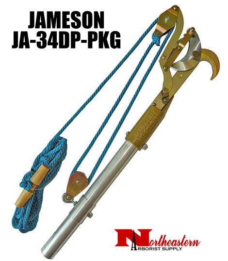 Jameson JA-34, Big Mouth Pruner, Set Up