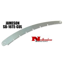 Jameson Tri-Cut Saw Blade with gullets, 16""