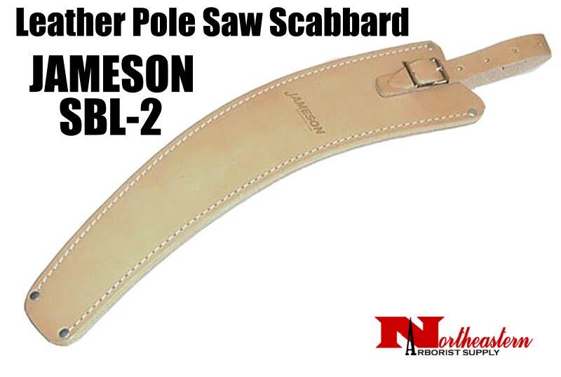Jameson Leather Pole Saw Scabbard