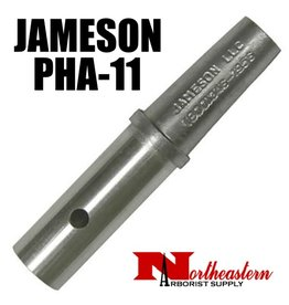 Jameson Pole Adapter for PH-11 Pruner, #20 Gilmore Pole Saw, Fanno #5 Sawhead