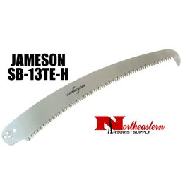 "Jameson Saw Blade, 13"" Tri-Cut with hook end"
